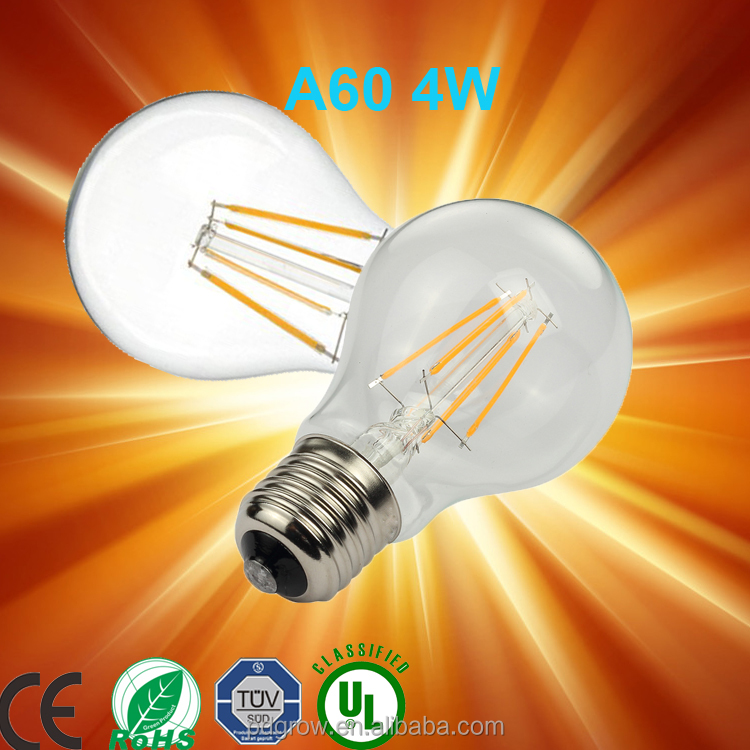110V-230V Filament LED Bulb 2W/4W/6W E27 B22 E26 E14 E12 Base Constant Current Driver