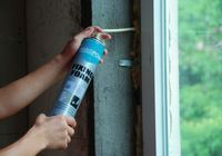 Pu Bathroom Anti Mildew Concrete Sealant