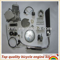 70cc Moped Engine Motor, Gasoline Engine For Bicycle