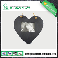 Buy family gift antique photo frames natural slate stone