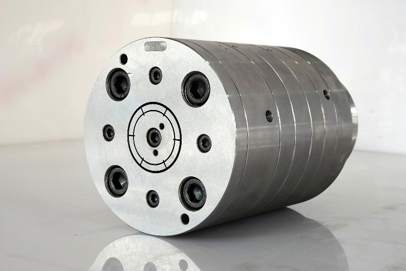 PVC pipe extrusion mould die head