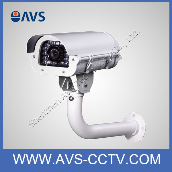 "<strong>1</strong>/3"" Sony CCD 700tvl Waterproof S/<strong>N</strong>>52dB Car Plate OSD Security Camera System"