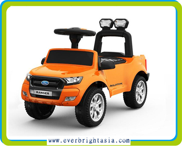 Electric Mini Ford Licensed ride on Car toy for kids