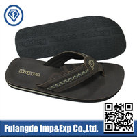 hot sale low price strap TPR EVA sole men cheap flipflop slippers