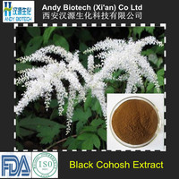 Natural Best Selling 10:1 High Quality black cohosh P E