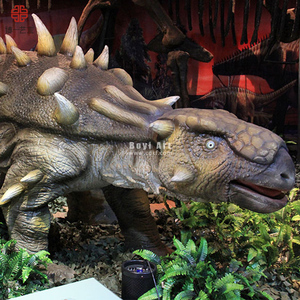 Water Park Equipment Children Entertainment Animatronic Dinosaur