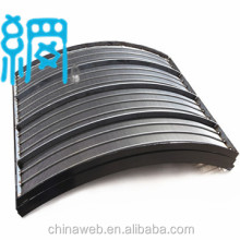 Sieve bend wedge wire screen