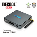 MECOOL BB2 Android TV Box Amlogic S912 64 bit Octa core ARM 3GB 16GB 4K WiFi BT4.0 2.4G/5.8G Wifi Set-top Boxes
