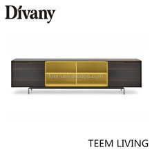 Divany HOME FURNITURE living room furniture modern style 180 degree swing door cabinet