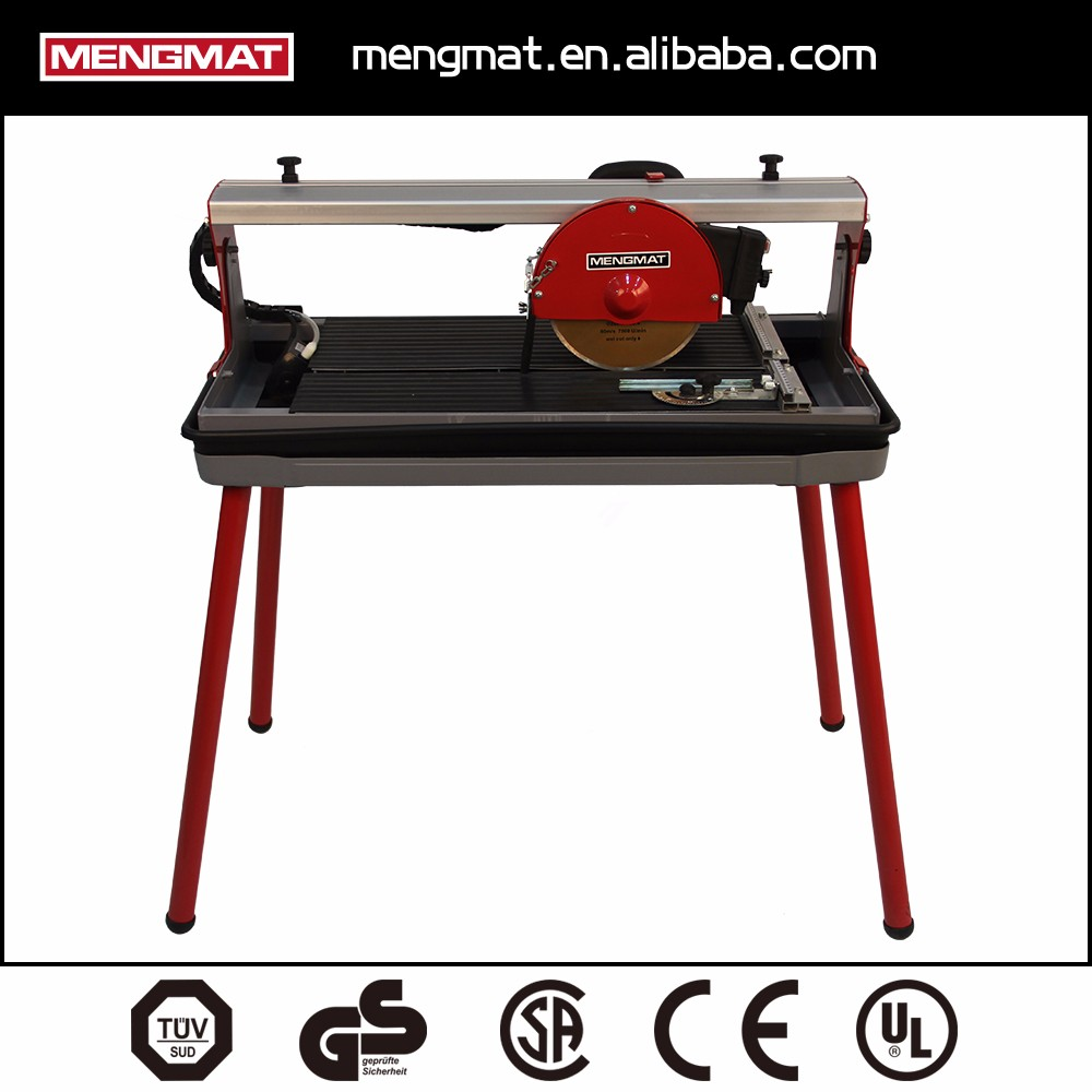 manual ceramic tile cutter with water pump tile saw