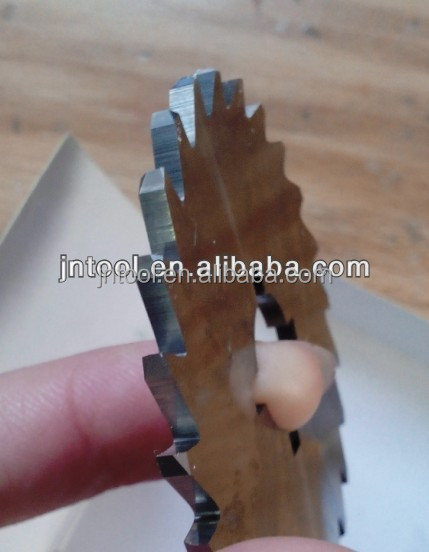 Precision solid carbide tct circular saw blade sharpening disc