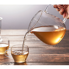 Latest style high quality glass coffee pot for boiling Christmas best gift