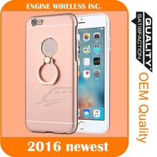 mobile phone factory pc combo silicone case for iphone 6
