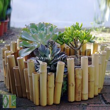 Artificial plants garden bamboo fence