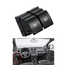 Electric Window Switch Driver Side fit for VW Golf MK5 Caddy 2K Jetta EOS Passat B6