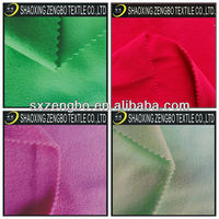 Plain Polyester Polar Fleece Blanket material