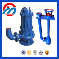 2 electric deep well submersible pump installation