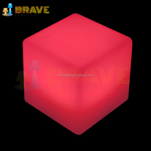 Durable new products RGB led cube light hot selling approved by CE & ROHS LED cube