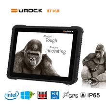 Robust Windows Tablet 4G LTE Barcode Scanner Rugged Mobile Tablet Computer 10.1 Inch