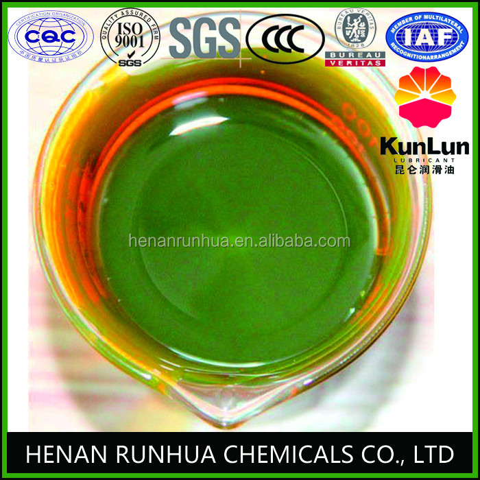 PetroChina Kunlun Aromatic Rubber Compound oil for SBR BR NR Rubber Production