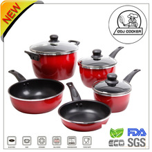 8PCS Eco-friendly Non-stick Aluminum Excellent Houseware