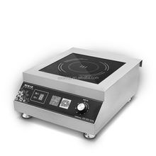 Commercial Electric Induction Cooker 5000w stainless steel induction cooktop 220v