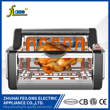 vertical electrical oven rotisserie grill FL2090/1090 series