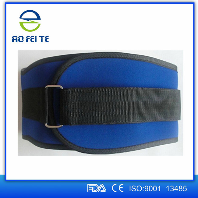 oem factory body building gym fitness belt polyester lifting belt / custom lifting belts / weight lifting dip belt