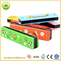 Hot sale chromatic children harmonica toys fun toys for kids