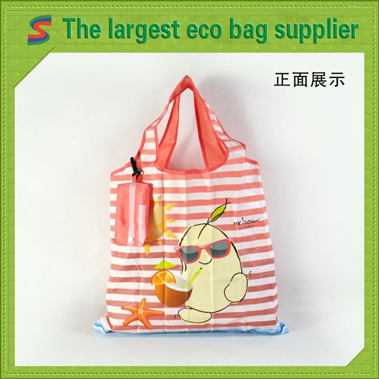 Non-Woven Foldable Bag Pocket Foldable Tote Bags