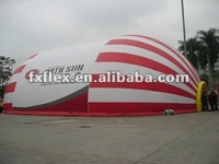 pvc coated fabric for tent , truck , covers( coated tarpaulin at any gsm as customers asked)