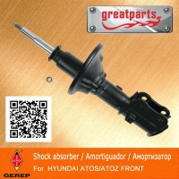 High quality front Racing shock absorber for HYUNDAI ATOS/ATOZ 5466002210 5466002220
