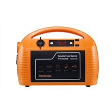 1000W Portable Solar Power Generator Rechargeable with Solar or AC/AD Power