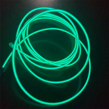 Flexible Rgb Luminescent Neon El Glow Wire With Inverter Car Charger Wholesale Factory Price
