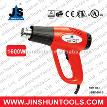 JS 2014 Professional hot air heat gun for thawing water pipes 1600W JS-601B