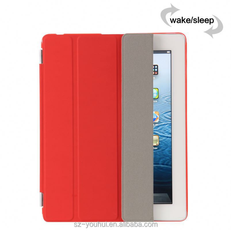 New arrival detachable design for ipad 4 case