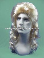 mullet wig,party wigs,carnival wig P-W013