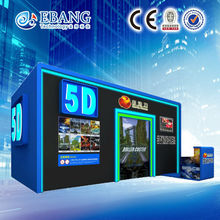 Nigeria popular entertain 3d game machine 5d cinema