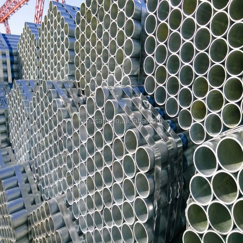 ASTM A653 Galvanized Steel Strip and Galvanized Steel PIpe