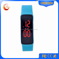 2016 Cheap price led touch watch new design sell well in market
