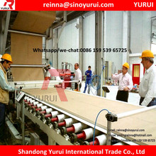 Alibaba Trade Assurance china national standard gypsum/plaster board ceiling design machine