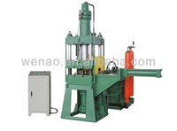 ZJ100-1000KN Full vertical rotor die casting machine