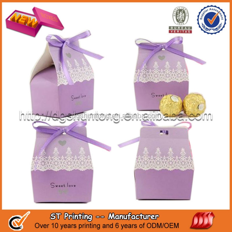 2014 wedding candy box for sale