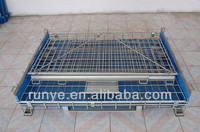 Custom Perforated Storage Metal Cages