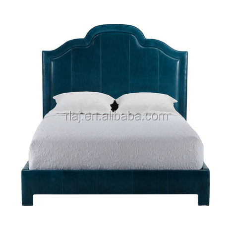 shenzhen top PU Leather Bed King Bedroom Furniture