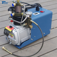 Ac dc hand held best price 200bar 300bar air compressor