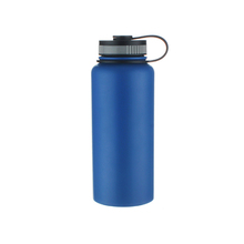 32oz Wide Mouth Leak proof Keep Hot or Cold More than 12h Stainless Steel Double Wall Vacuum Insulation Sports Water Bottle