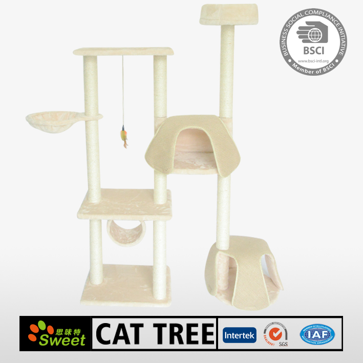 Sweet Pet Products New Design Large Cat Tree