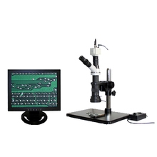 TD - III monocular microscope microscope ultra-low price objective can be arbitrary replacement can focus