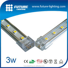 China Alibaba 2014 factory price CE RoHs multicolor 12W SMD5050 led strip wall washer light